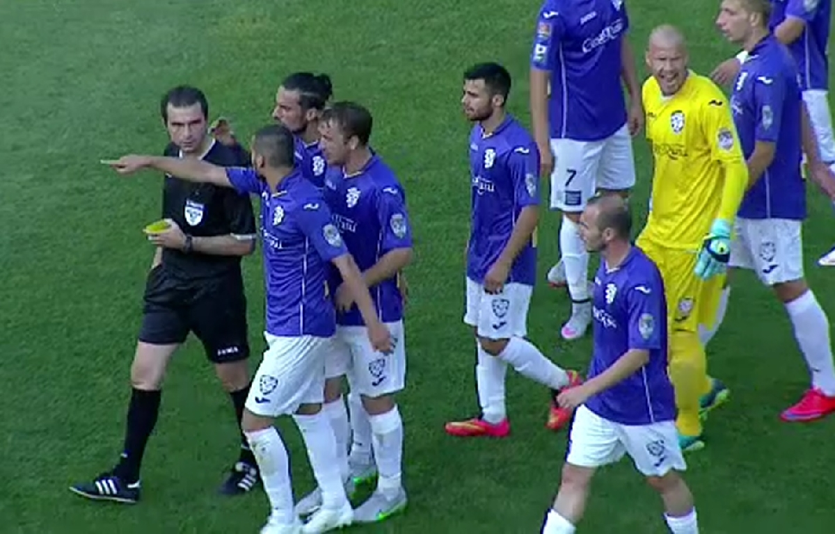 ACS Poli Timisoara a invins Concordia Chiajna in Cupa Ligii Adeplast, calificandu-se in semifinalele competitei. Vezi aici rezumatul video al meciului.