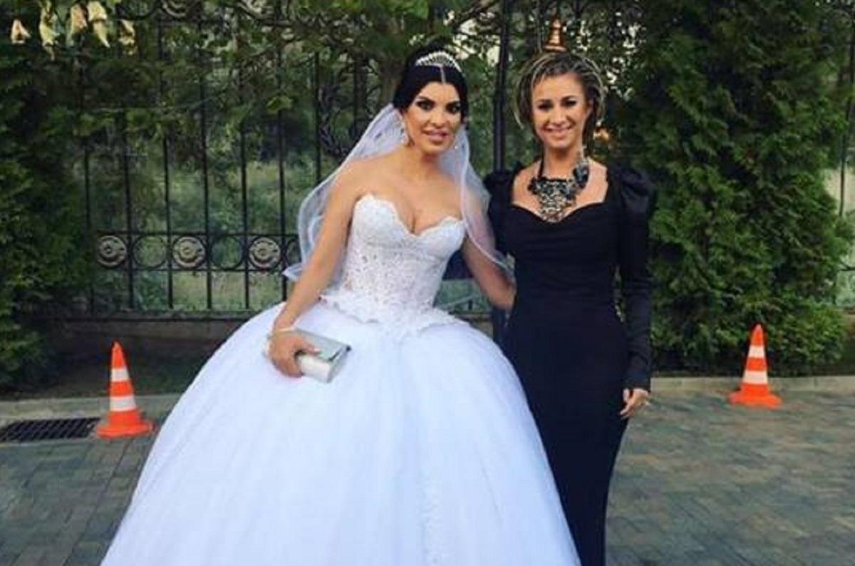 Andreea Tonciu s-a casatorit