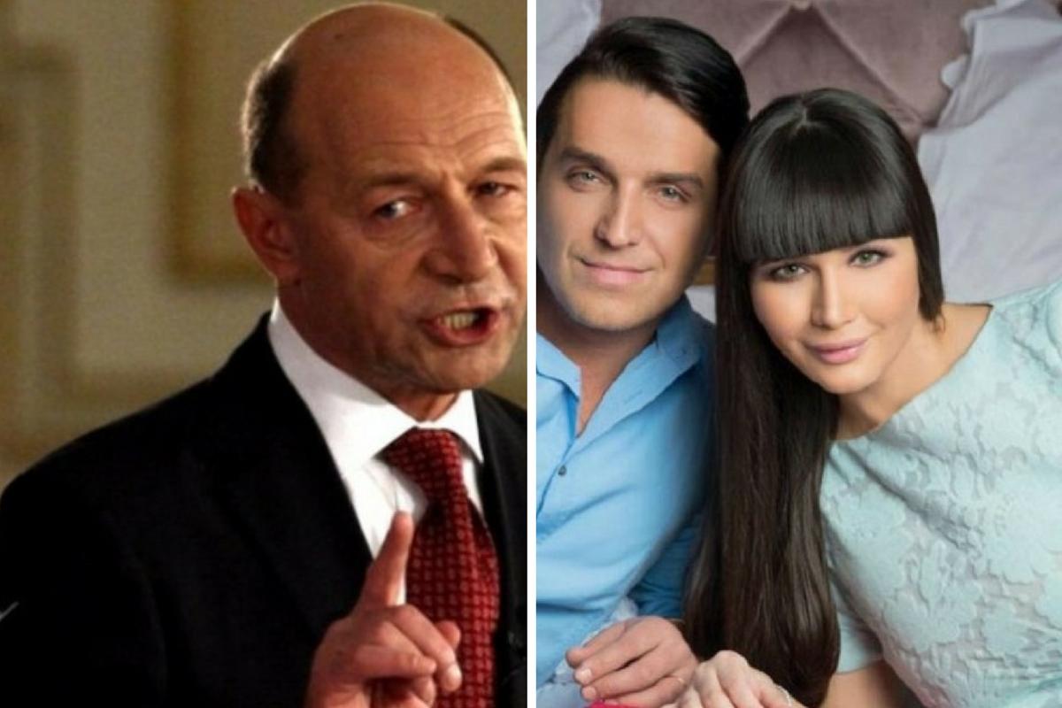 """Traian Basescu a reactionat dupa ce fiica sa, Elena (EBA), a divortat de Bogdan Ionescu (Syda). Fostul sef de stat s-a declarat """"mahnit""""."""