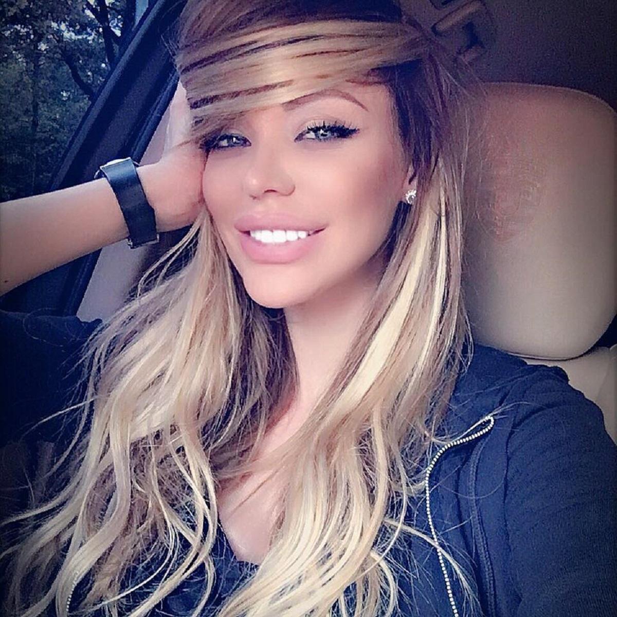 Bianca Drăgușanu a fost externată din spital. Cum arată vedeta după ce a devenit mamă