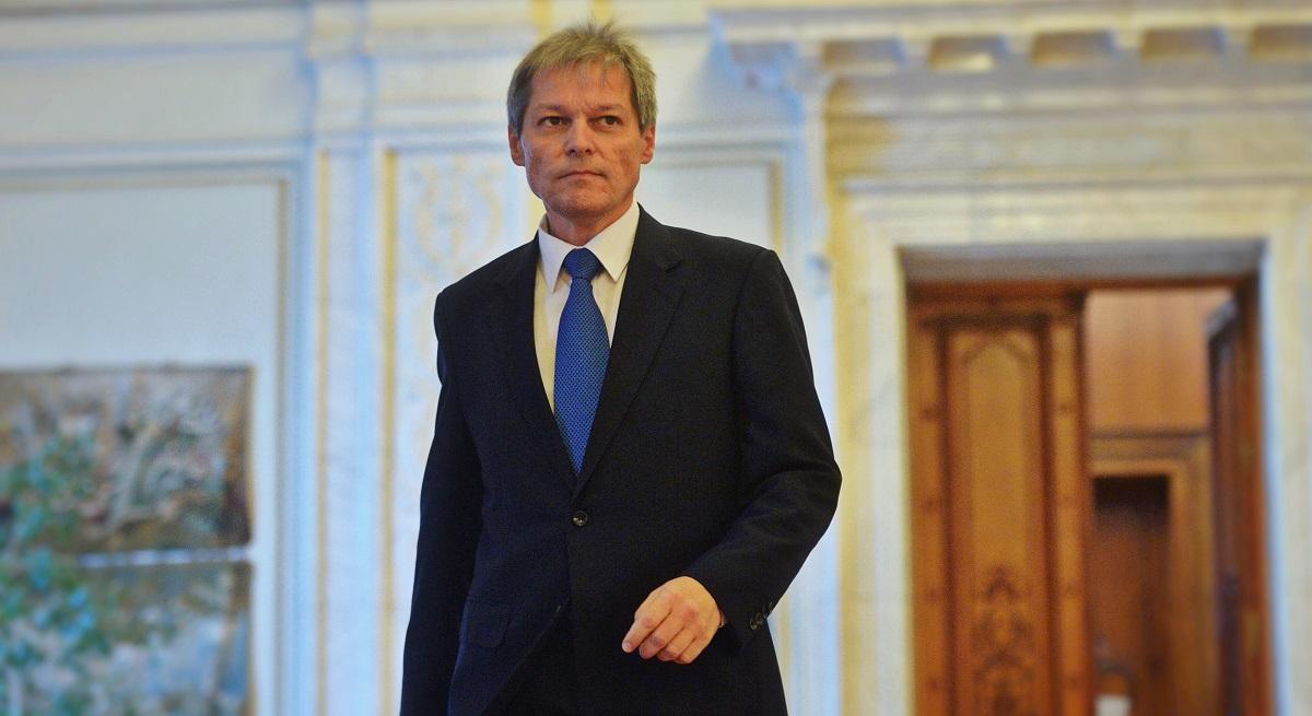 Premierul Dacian Cioloş a declarat, joi, comentand cererea DNA de incepere a urmaririi penale a ministrului Petre Toba