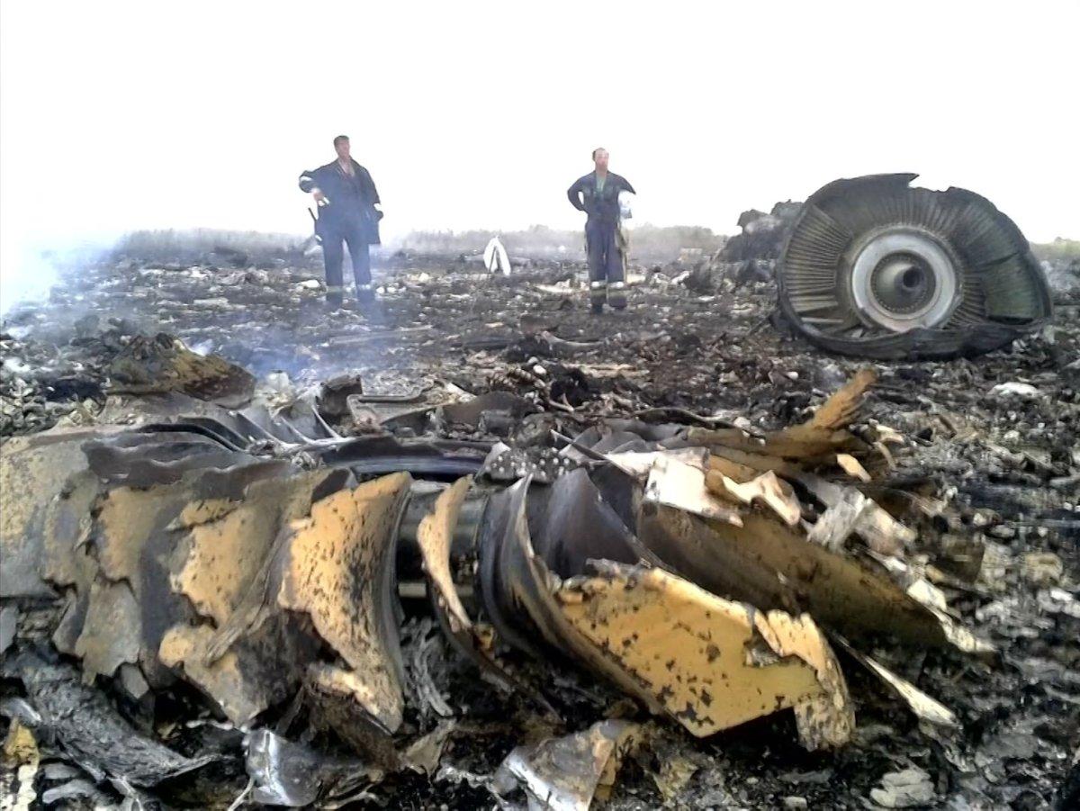 Cursa Malaysia Airlines MH17, care s-a prăbuşit în 2014 în Ucraina, doborâtă de o rachetă provenită din Rusia