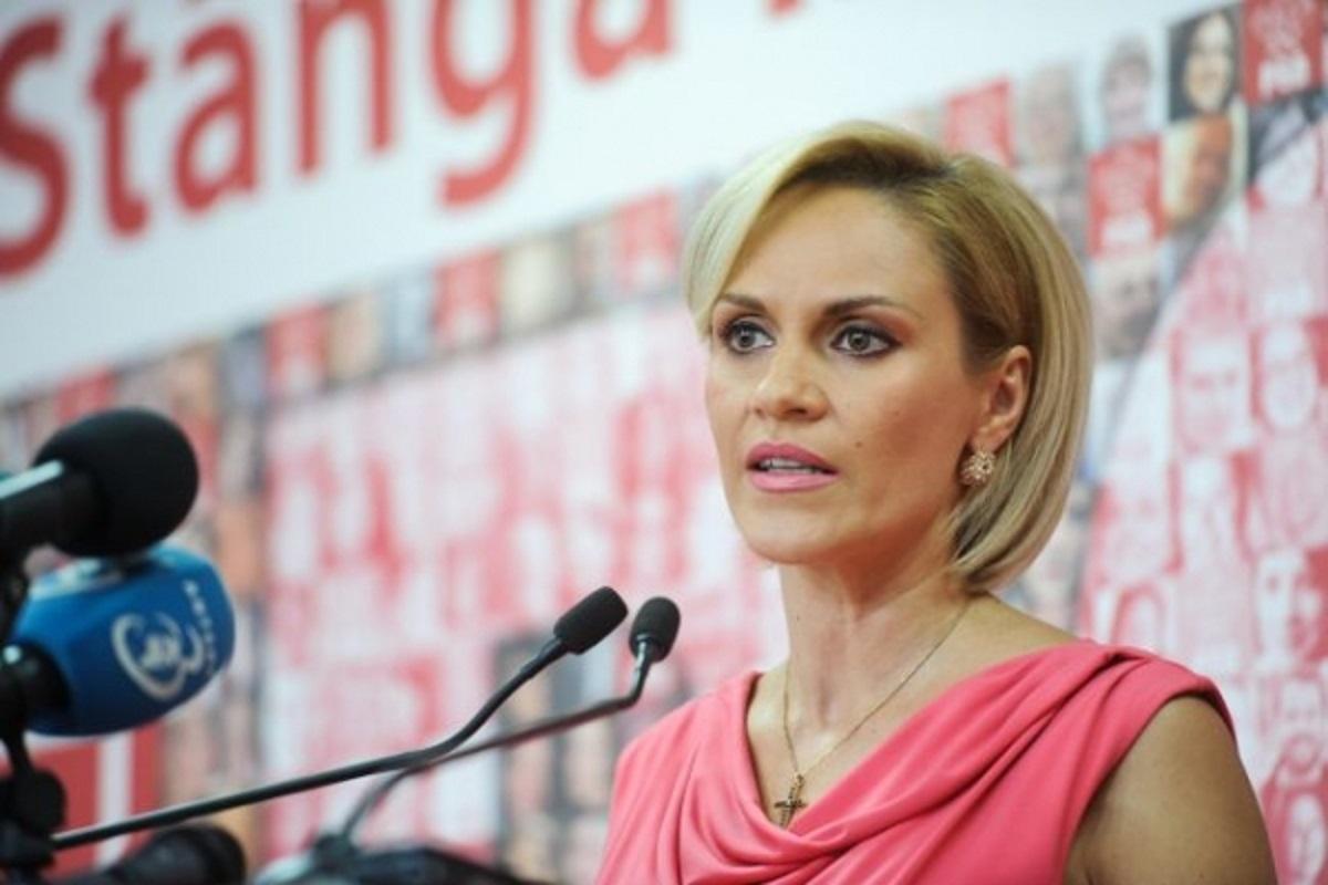Gabriela Firea cere Guvernului sa rezolve problema tarifelor RCA sa nu existe un blocaj al transportatorilor