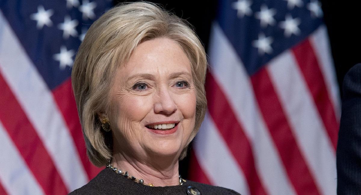 Hillary Clinton se întâlnește cu Poroșenko