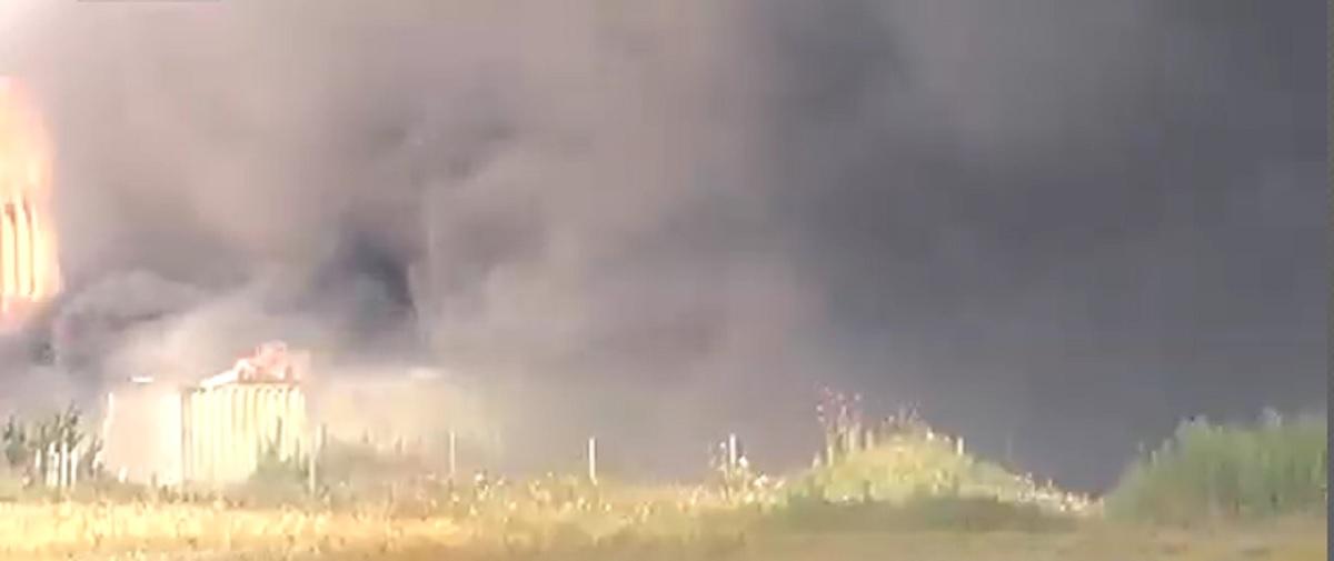 Incendiu Pitești