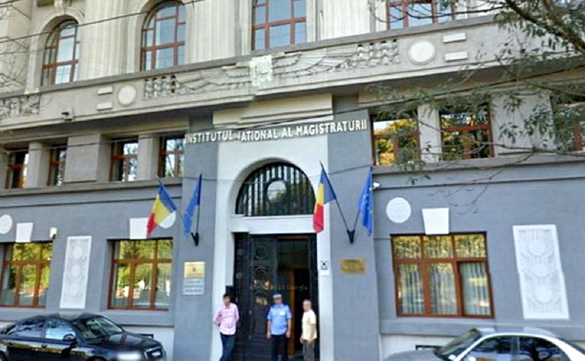 Prima etapa a admiterii la Institutul National al Magistraturii incepe duminica