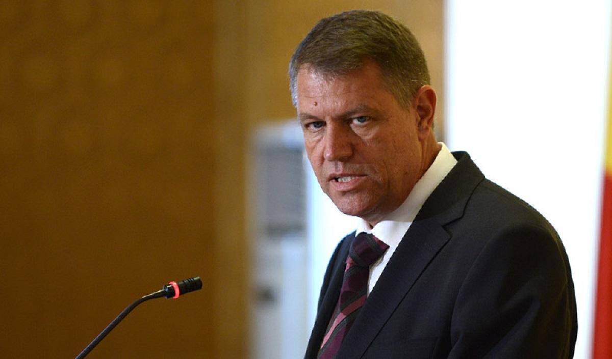"""Iohannis, despre cazul lui Gabriel Oprea: """"Este nevoie de o curățire a clasei politice"""""""