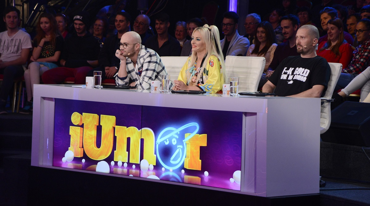 "Al doilea sezon al emisiunii ""iUmor"" va debuta pe 2 octombrie"