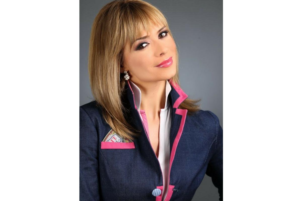 Magda Pălimariu, prezentatoarea rubricii de meteo de la Pro TV, a divorțat. Anuțul a fost făcut de aceasta, într-o emisiune televizată.