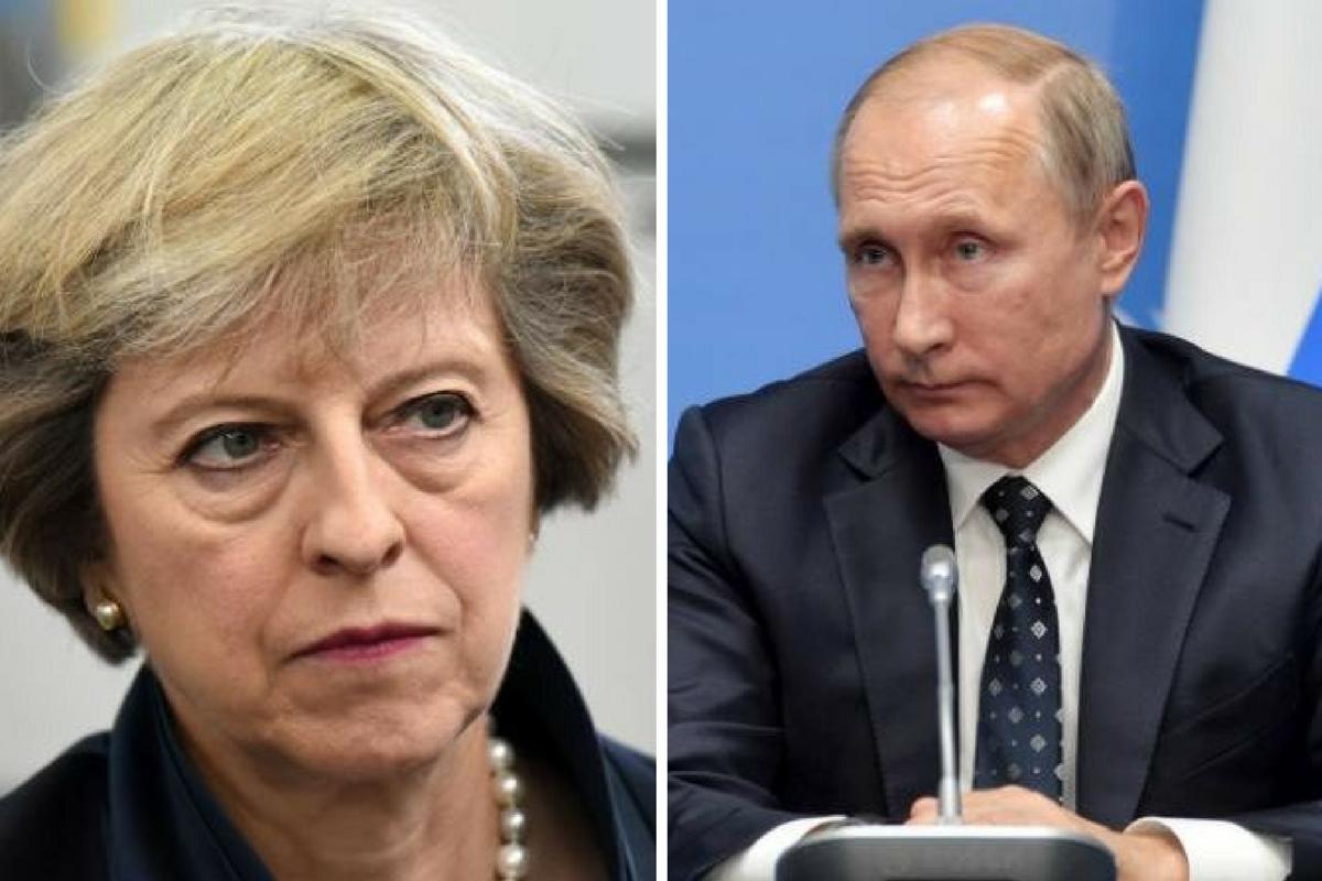 Premierul britanic Theresa May si Vladimir Putin au avut prima intrevedere, cu ocazia summit-ului G20 desfasurat in China, la Guangzhou.