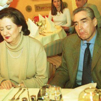 Mioara Roman a dezvăluit adevăratul motiv al divorțului de Petre Roman