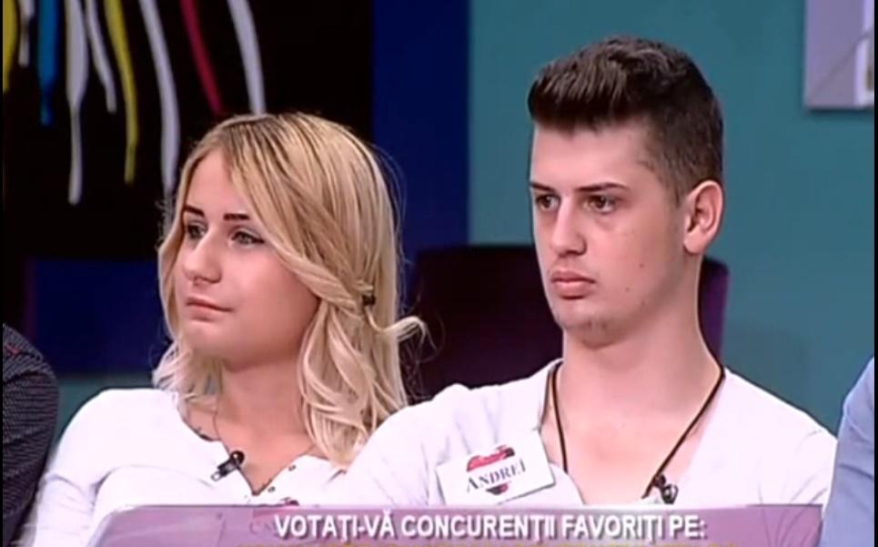 Cuplul format din Carmen și Andrei de la Mireasă pentru fiul meu, sezon 6, s-a destrămat.