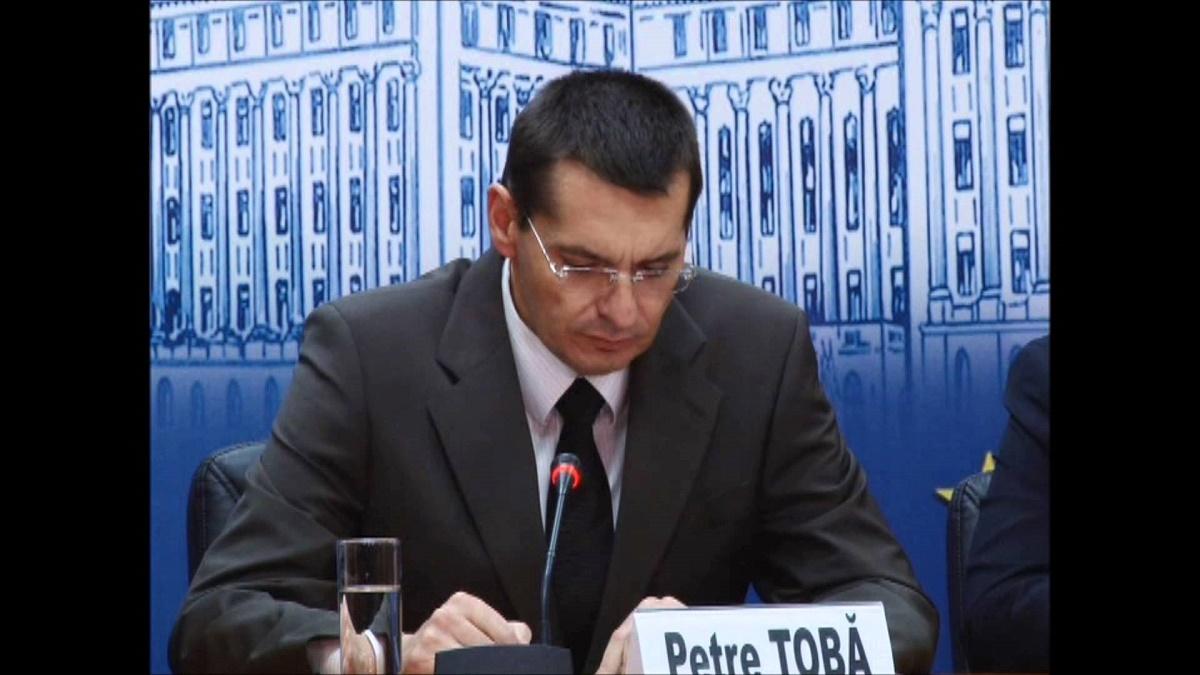 Comisia de specialitate a CNATDCU a decis ca Petre Toba nu a plagiat in teza sa de doctorat. Fostul ministru va ramane cu titlul de doctor.