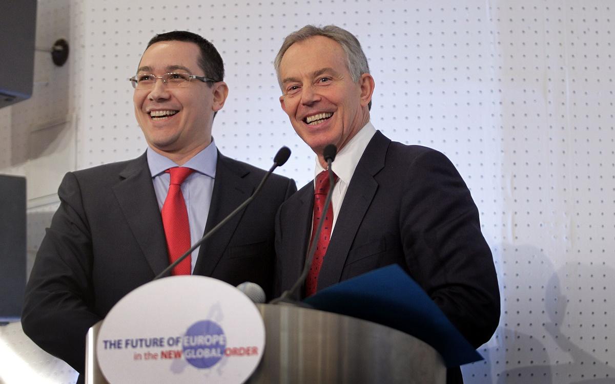 Victor Ponta s-a prezentat luni la sectia 6 de Politie, asa cum prevede controlul judiciar. Fostul premier a vorbit despre dosarul Tony Blair.