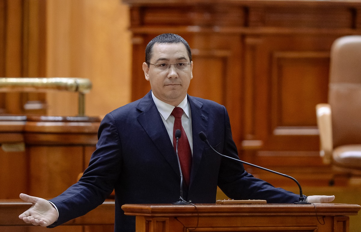 Excluderea lui Ponta din avocatura se decide pe 13 septembrie