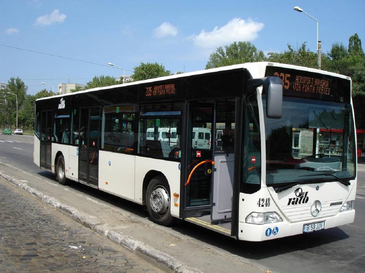 Ar putea fi oprit întreg transportul public în București (directorul Societății de Transport)