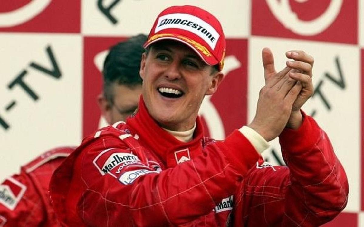 Michael Schumacher nu poate merge