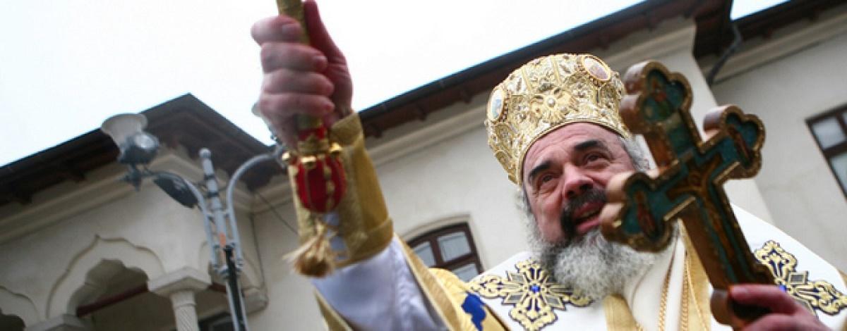 Prima slujba la Catedrala Manturii Neamului a fost oficiat duminica, de Patriarhul Daniel, cu prilejul Intalnirii Tinerilor Ortodocsi din Toata Lumea.