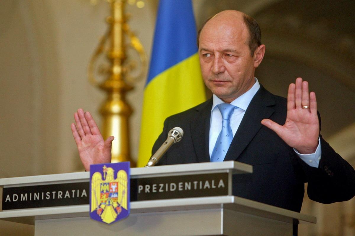 """Eugen Tomac, președintele PMP: """"Traian Băsescu, soluția cea mai bună pentru premier"""""""