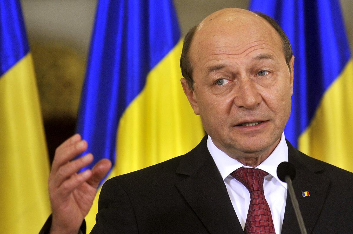 Traian Basescu a facut o dezvaluire-bomba