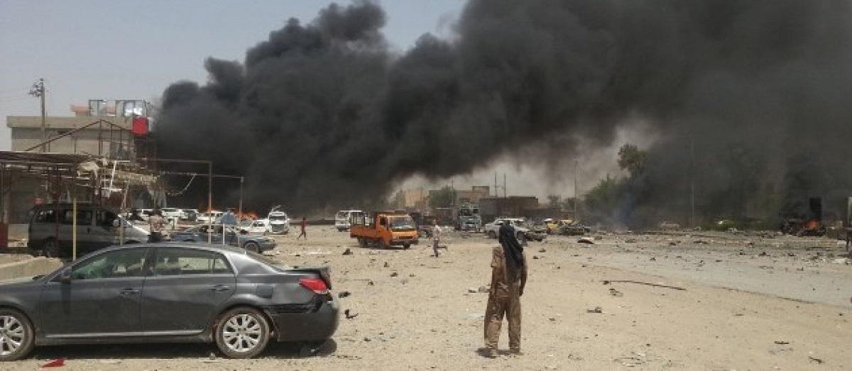 55 de morţi în Irak, în urma atacurilor ISIS