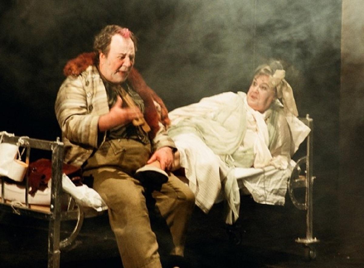 A murit Iosefina Stoia, actriţă a teatrului românesc