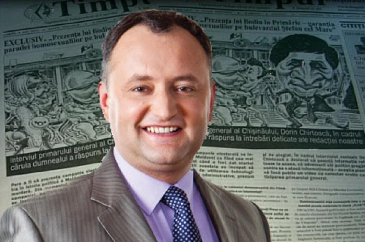 Klaus Iohannis, despre posibilitatea ca Igor Dodon să câştige turul II din Moldova