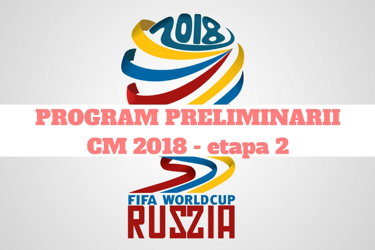 Program preliminarii CM 2018. În etapa a doua a preliminariilor Mondialului din Rusia se anunță meciuri foarte tari. Vezi aici televizare și program complet