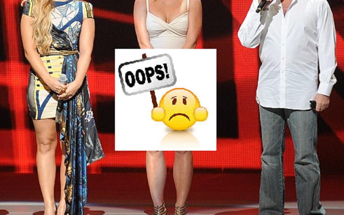 Un jurat de la X Factor, prins cu zona intimă la vedere