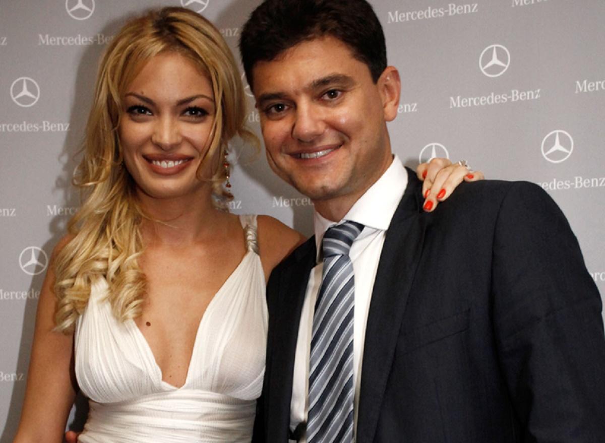 Valentina Pelinel s-a întâlnit cu Cristian Boureanu. Ce au făcut
