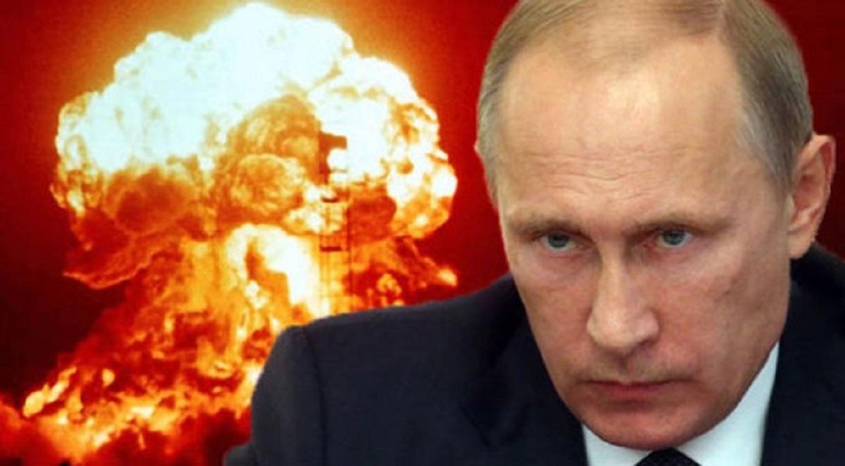 Vladimir Putin a semnat ruperea tratatului nuclear cu SUA