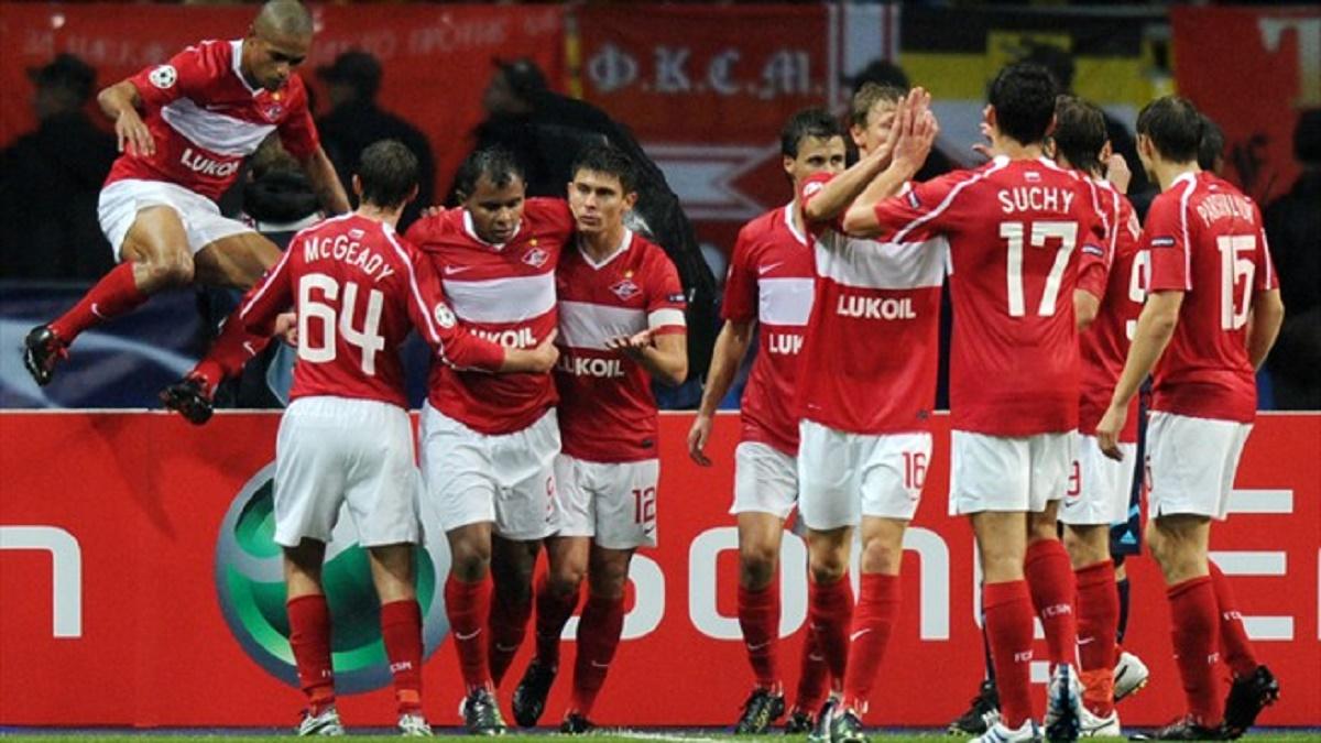 Zenit a învins liderul Spartak Moscova cu scorul de 4-2, în campionatul Rusiei
