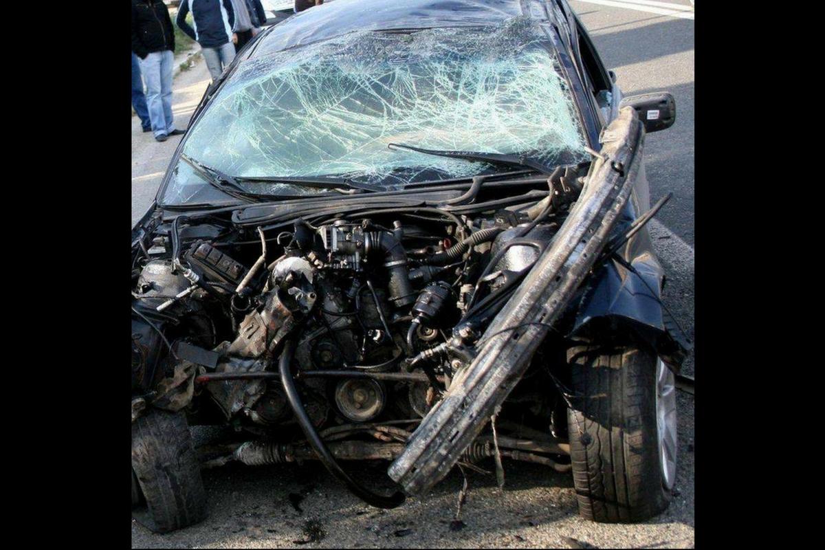 Accident în Brașov, pe DN 13, în apropiere de Măieruș, cu cinci victime