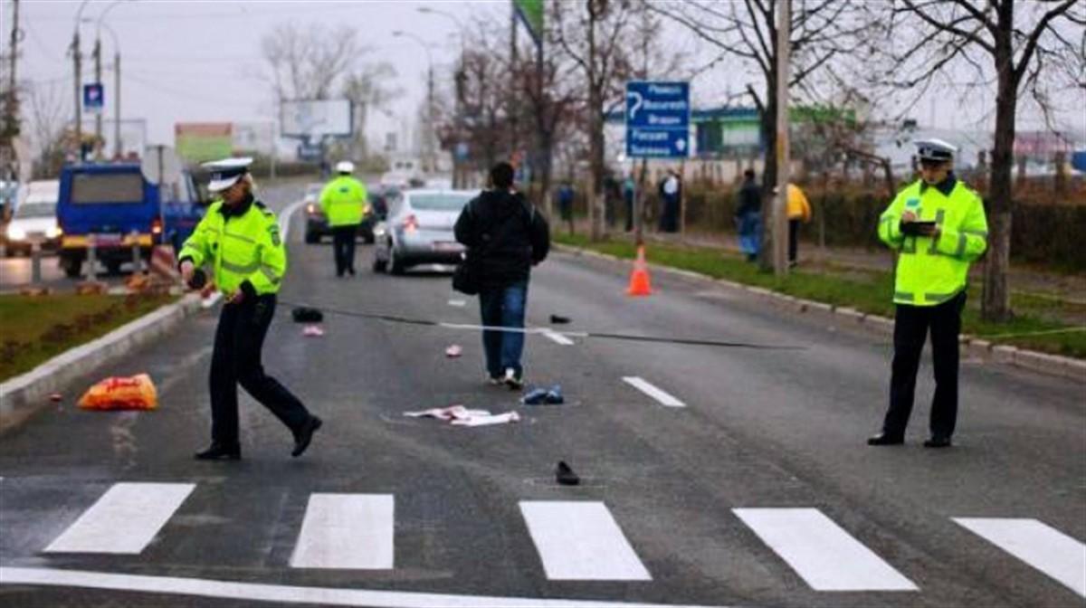 Un accident s-a produs marți dimineața pe raza localității Ciorchina din Ialomița. Un elev a decedat după ce a fost lovit în plin de o mașină