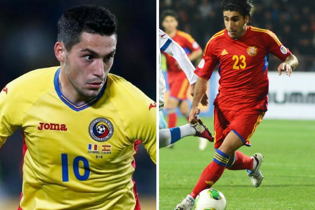 Armenia - România, SCOR LIVE. Tricolorii înfruntă selecționata Armeniei, într-un meci contând pentru preliminariile CM de fotbal din 2018.