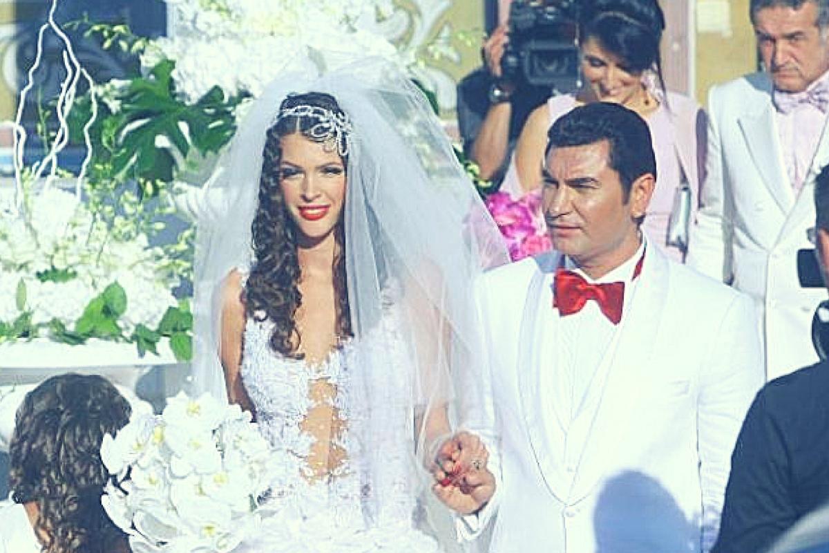 Cristian Borcea nu mai divorțeză de Alina Vidican! Cei doi au renunțat la procesul de divorț deschis la Judecătoria Buftea.