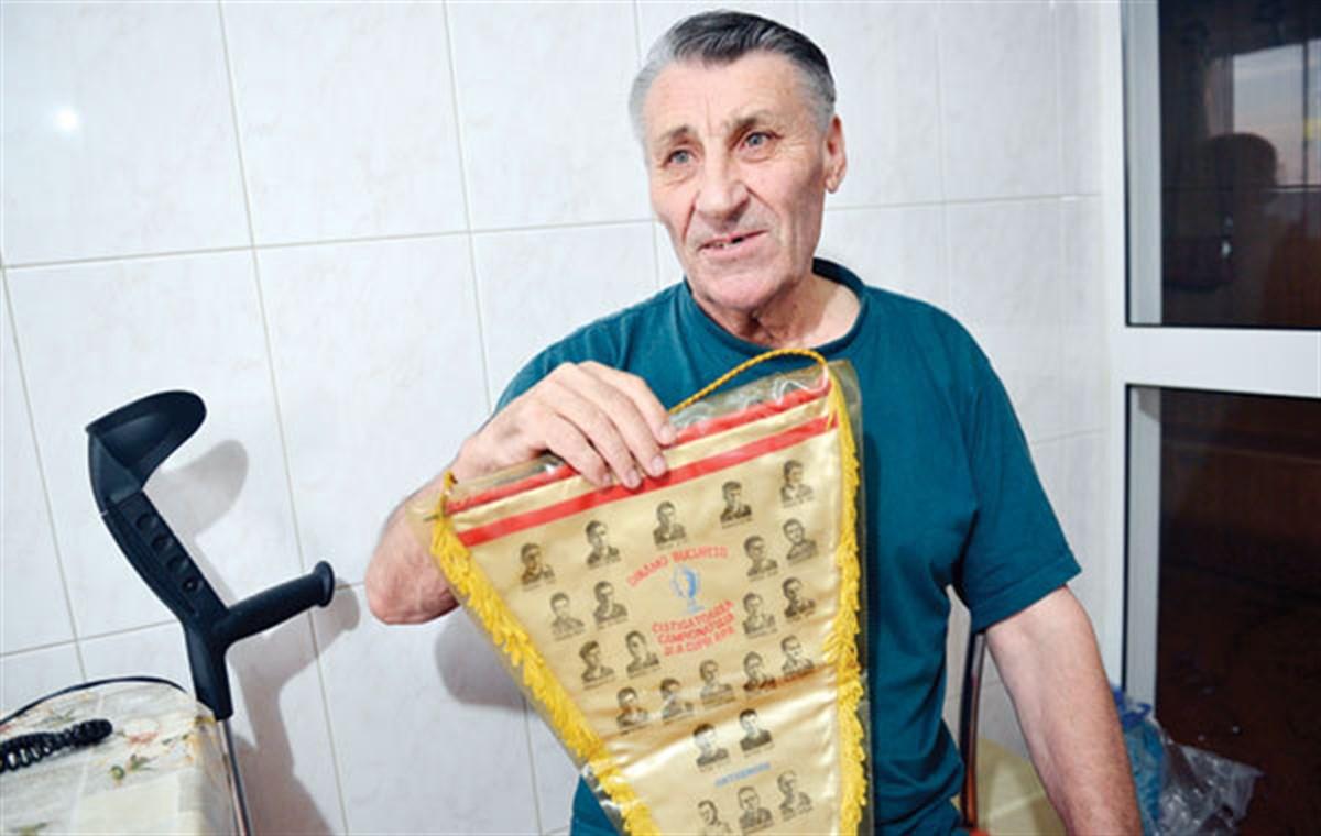 Fostul atacant al clubului Dinamo București, Constantin Frățilă, a murit la vârsta de 74 de ani.