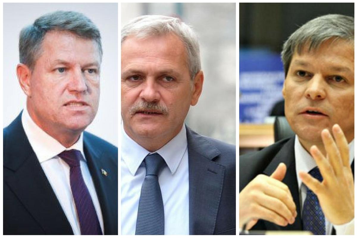 Președintele PSD Liviu Dragnea i-a criticat dur pe premierul Dacian Cioloș și pe președintele Iohannis, după ce PNL a anunțat propunerea de prim-ministru.