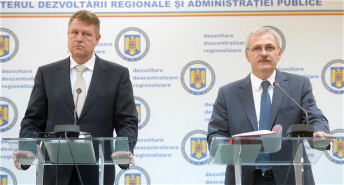 Președintele Klaus Iohannis a afirmat că nu va desemna în funcția de prim-ministru o persoană care a fost condamnată sau care este urmarită penal.