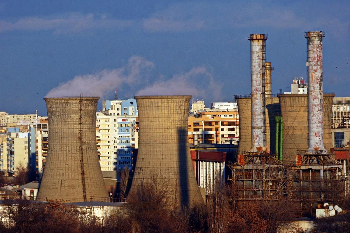 ELCEN a oprit termocentrala Grozăvești, după ce s-au fost înregistrate avarii noaptea trecută. Mai multe sectoare ale Capitalei au probleme cu căldura.