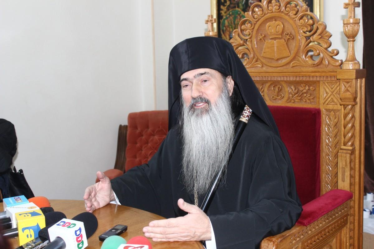 Arhiepiscopul Tomisului, ÎPS Teodosie, a fost pus sub control judiciar de DNA Constanța, fiind acuzat de luare de mită și prezentarea de declarații false