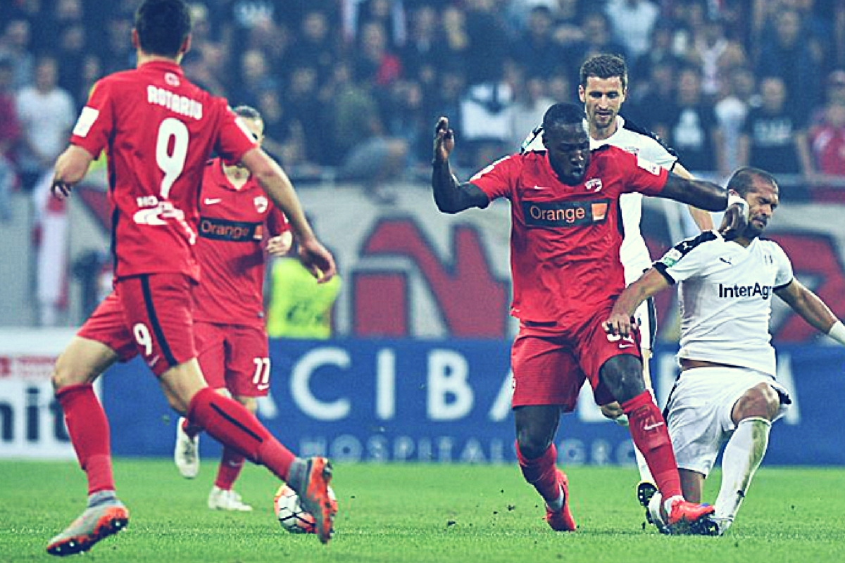 Programul complet al meciurilor din Liga 1 etapa 14. Dinamo o înfruntă pe Astra, în timp ce Steaua joacă în deplasare cu CSM Poli Iași.