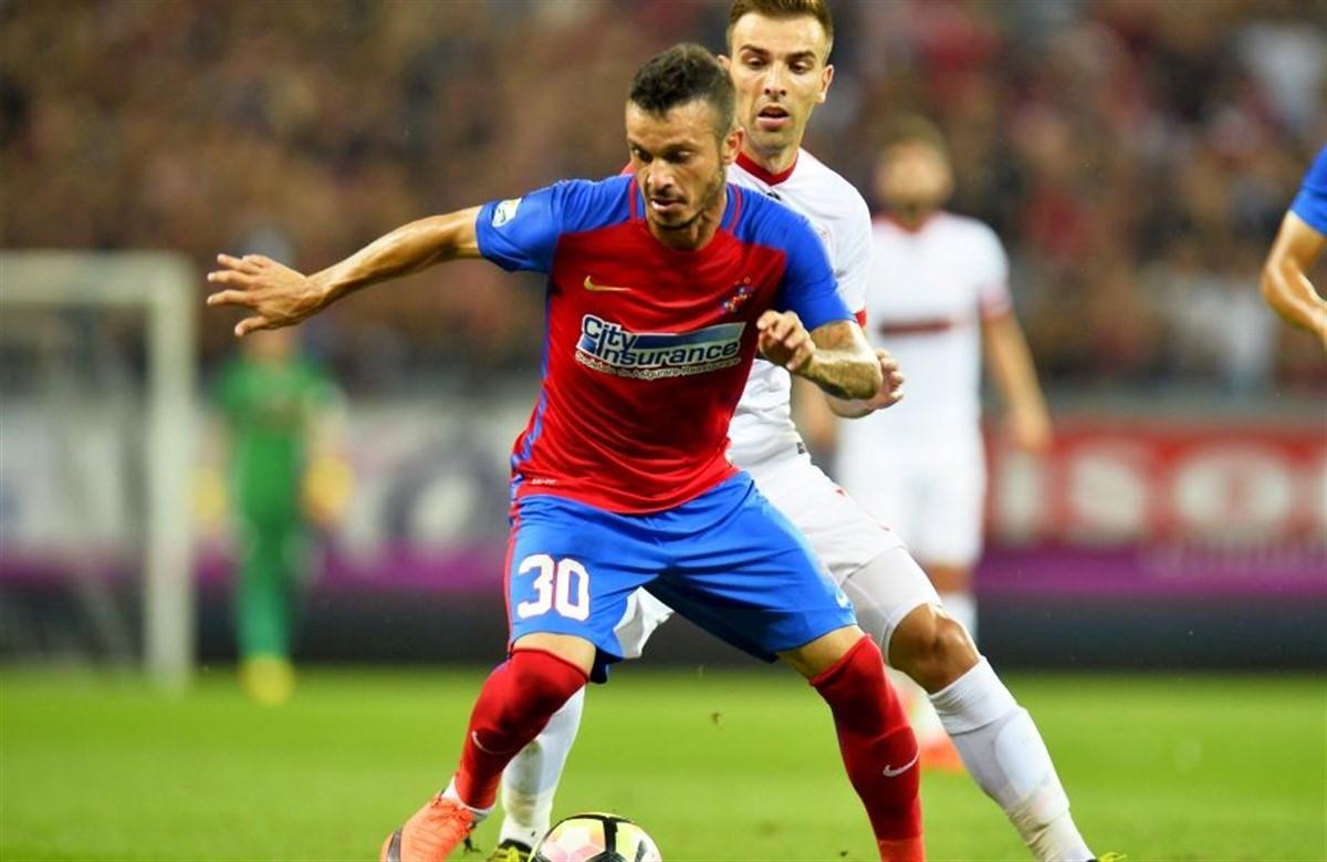 Rezultate Liga 1, etapa a 11 a. Steaua ia avans în fruntea clasamentului după victoria cu Craiova