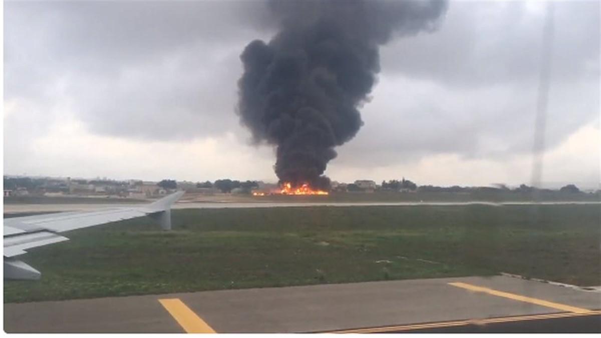 Mai multe persoane au murit după un accident aviatic produs în Malta. Cinci angajați au Frontex și-au pierdut viața în incidentul aviatic.