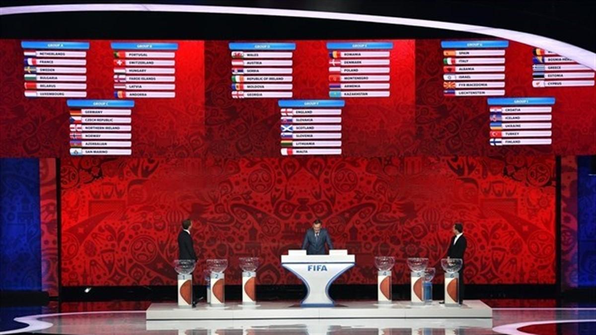 Clasament grupe preliminarii CM 2018 - Rezultate complete după etapa a doua. Situația în grupele preliminare, după două etape disputate.