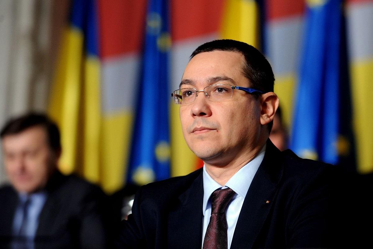 Cererea lui Victor Ponta de suspendare a ordinului prin care i s-a retras titlul de doctor, respinsă