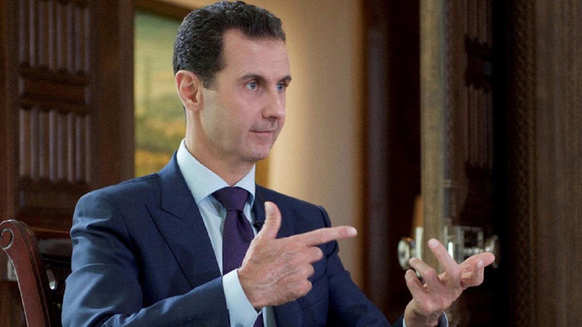"""Bashar al-Assad: """"Conflictul din Siria este între un război rece şi al treilea război mondial"""""""