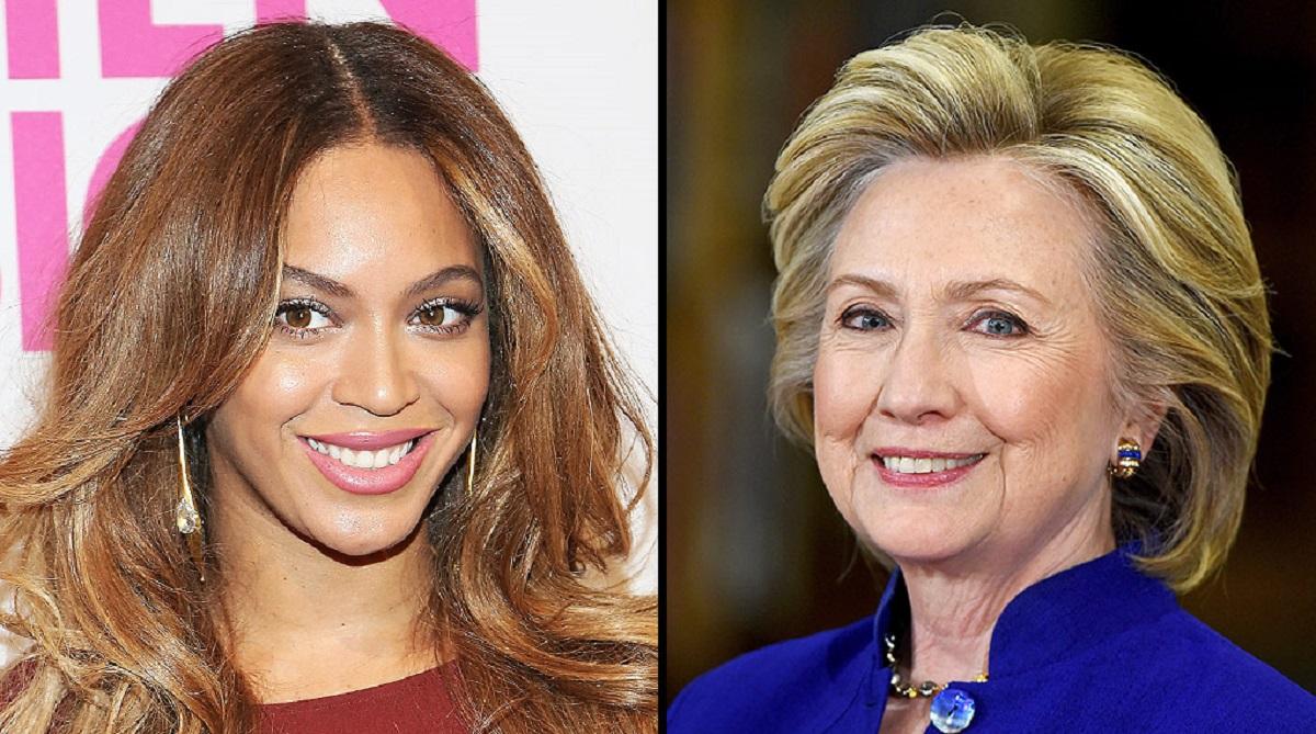 Beyonce o susţine pe Hillary Clinton la alegerile prezidenţiale din SUA