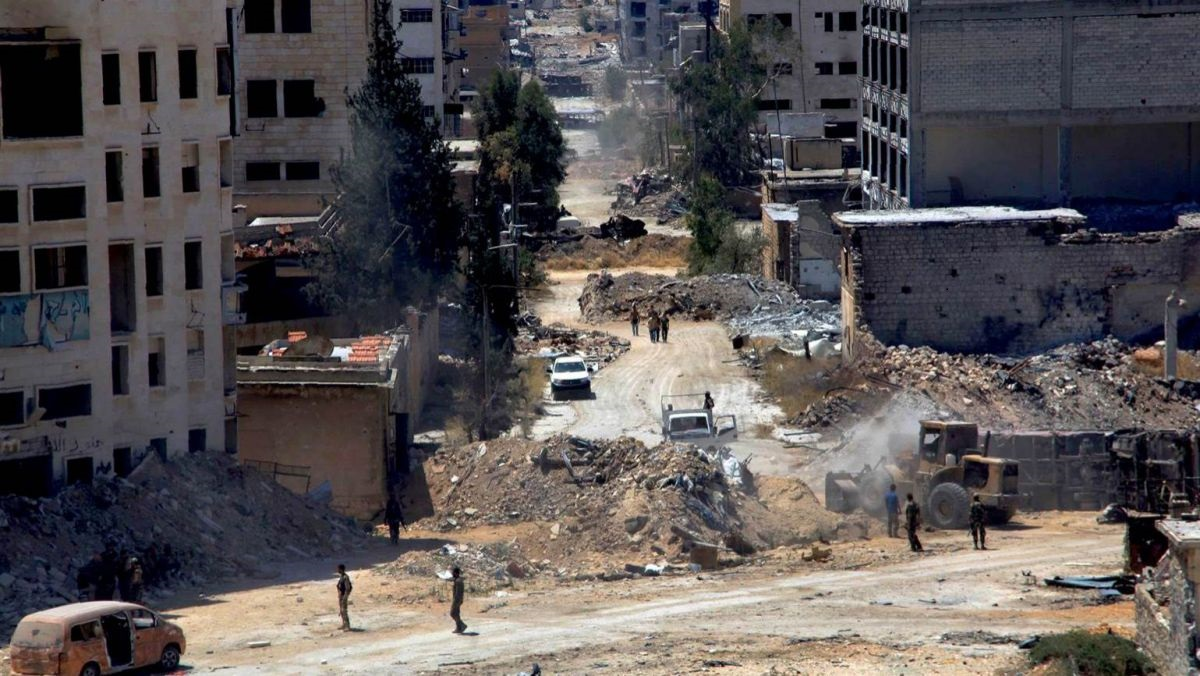 Bombardamente asupra orașului Alep: Cel puțin 27 de morți
