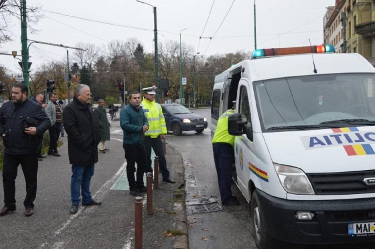 Cornel Sămărtinean, candidat din partea PMP la alegerile parlamentare, implicat în accident